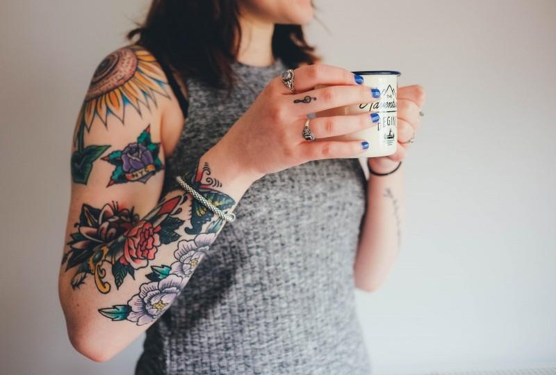 Dlaczego Tatuaże Zmywalne Są Takie Popularne G4 Extra News