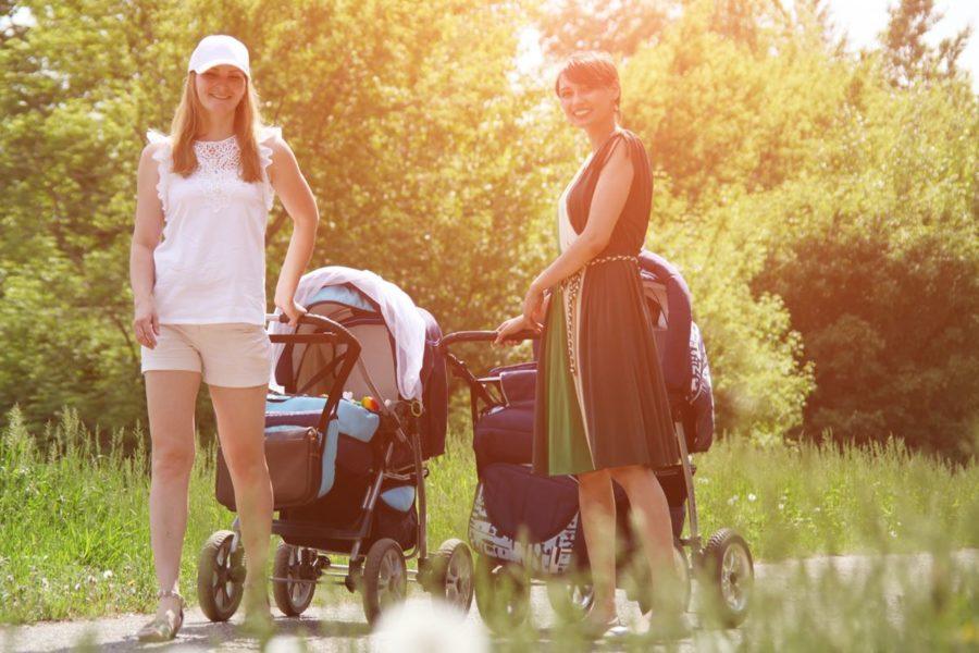 Sklep z wózkami dziecięcymi – pełne wyposażenie dla dziecka
