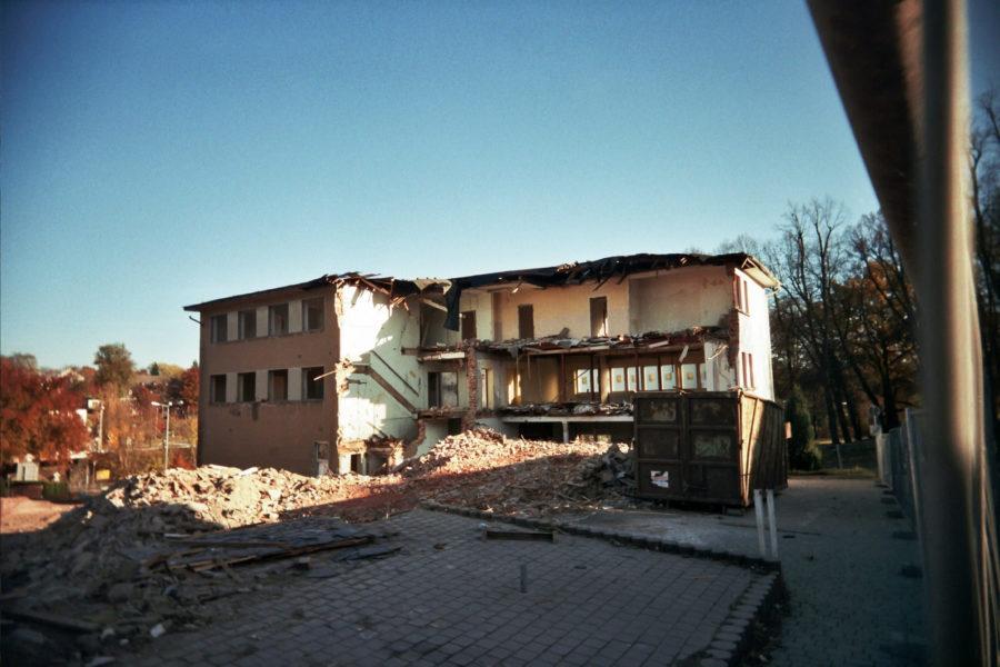 Roboty rozbiórkowe w Katowicach – jedynie profesjonalne