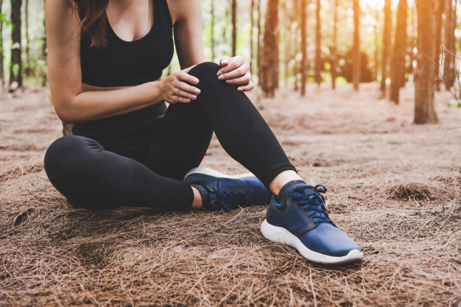 Jak skutecznie leczyć zerwane więzadła krzyżowe kolana?